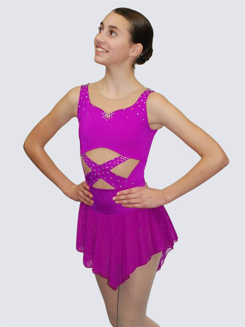 Skating Dresses For Girls