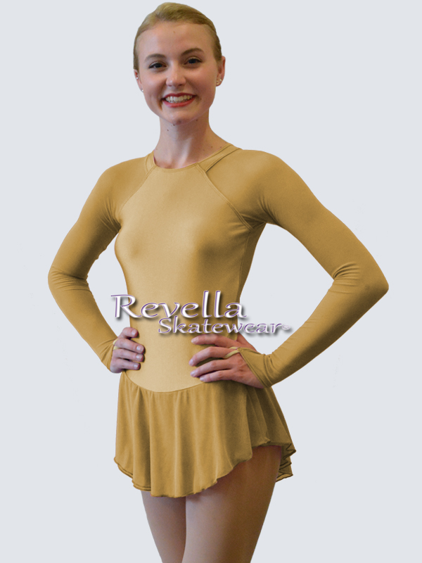 Ice Figure skating dress girl competition ice skating dress customize size h191